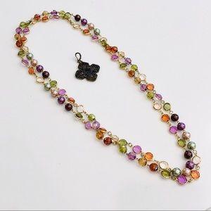 Premier Designs Multi Wear Pendant Necklace